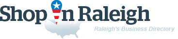 ShopInRaleigh. Business directory of Raleigh - logo
